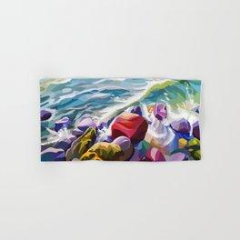 Sea vibes Hand & Bath Towel