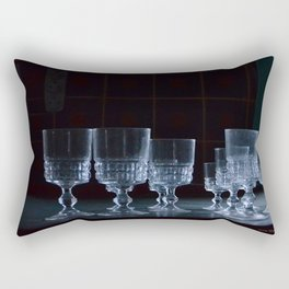 Party is over Rectangular Pillow