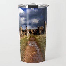 Slains Castle Travel Mug