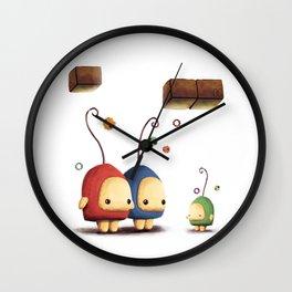 Ilomilo Wall Clock