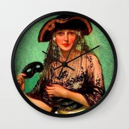 Pirate Jenny Wall Clock