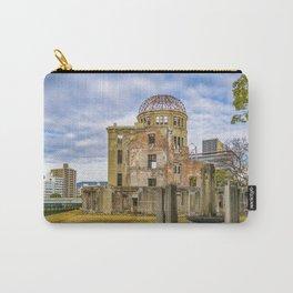 Hiroshima Peace Park, Hiroshima, Japan Carry-All Pouch