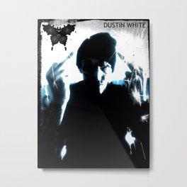 DUSTIN WHITE - theDarkArts Metal Print