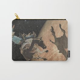 Lunar Bronco (Tribute to Apollo 13) Carry-All Pouch