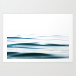 just water Art Print