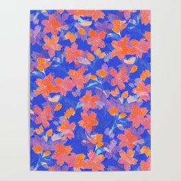 Japanese Garden: Blossoms LT Poster