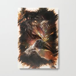 League of Legends RENEKTON Metal Print