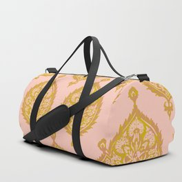 Endana Medallion in Peach Duffle Bag