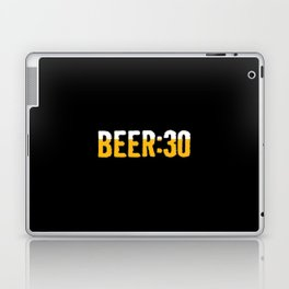 Beer Thirty Laptop & iPad Skin
