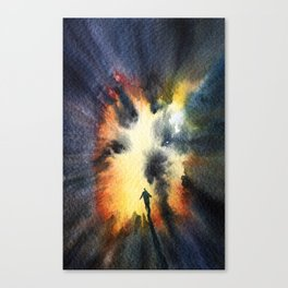 Traverse Canvas Print