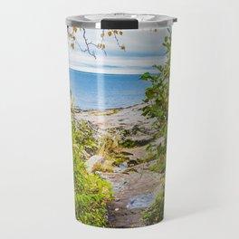 Artist Point Trail, Grand Marais, Minnesota 24 Travel Mug
