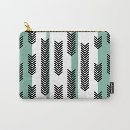 Arrows and stripes 2 Carry-All Pouch
