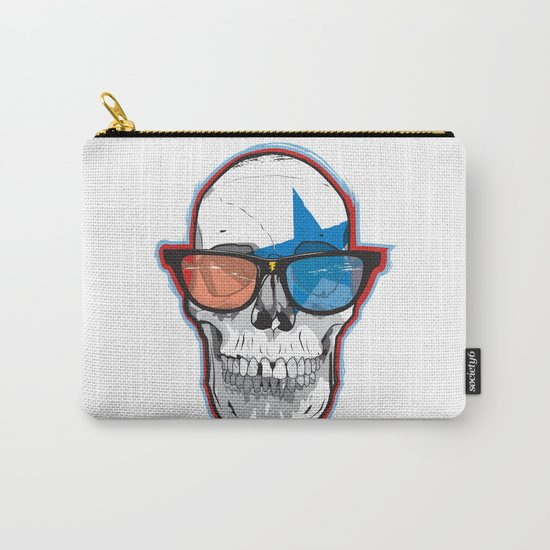 The 3D Star Punk Carry-All Pouch