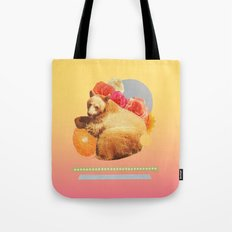 in the warm july sun Tote Bag
