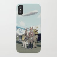 starfox iPhone & iPod Cases featuring SKYFOX (The Starfox Prequel). by John Medbury (LAZY J Studios)
