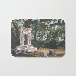 Bonaventure Cemetery Bath Mat