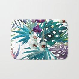 Jungle Beauty Bath Mat
