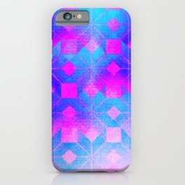 Freya, Snowflakes #42, Goddess of Love. iPhone Case