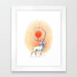 Spring Spirit Framed Art Print