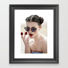 Lolita Framed Art Print