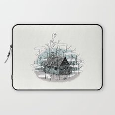 DEEP IN THE HEART OF THE FOREST Laptop Sleeve