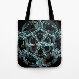 Caribbean in the Snow Tote Bag