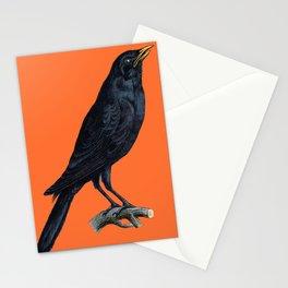 Vintage Raven Stationery Cards