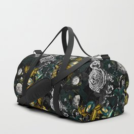 EXOTIC GARDEN - NIGHT Duffle Bag