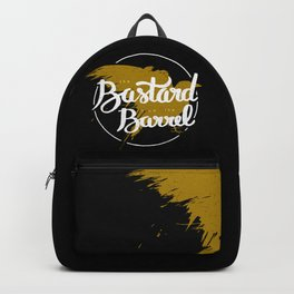 the bastard from the barrel Backpack