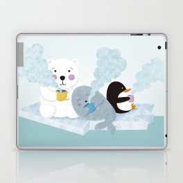 polar coffe Laptop & iPad Skin