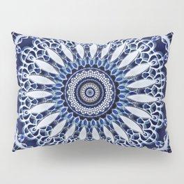China Blue Pillow Sham