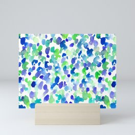 Abstract Safari Mini Art Print