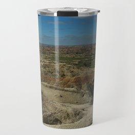 Amazing Badlands Overview Travel Mug