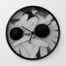 Black eyed susan 02 Wall Clock