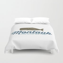 Montauk -Long Island. Duvet Cover
