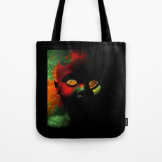 The porcelain doll of the storeroom Tote Bag