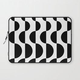 ROUND_WAVES Laptop Sleeve