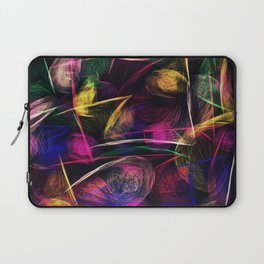 What the Wind Said Laptop Sleeve