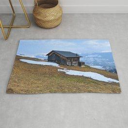 Swiss Cabin Rug
