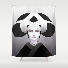 Miaosha Shower Curtain