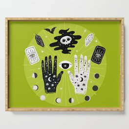 Let Your Magic Show You The Way Serving Tray