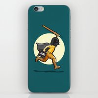 darth iPhone & iPod Skins featuring Darth Harry by Rabassa