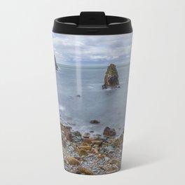 Peace Be With You Travel Mug