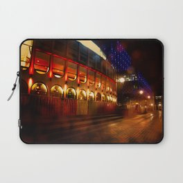 Birmingham Centenary Square At Night Laptop Sleeve