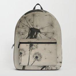 Dandelions Make a Wish Backpack