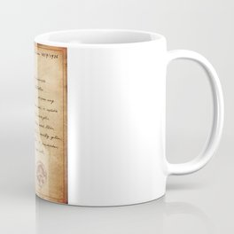 Miskatonic surgery - Elder Thing  (Vetusincola echinomorpho) Coffee Mug