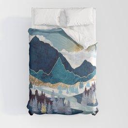 Valley Sunrise Comforters