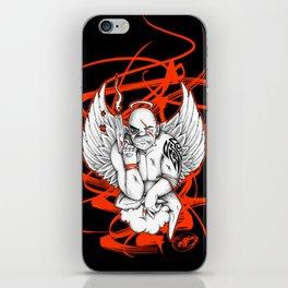 Angel Gangsta iPhone Skin