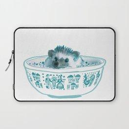 Hedgehog Hot Tub #2 Laptop Sleeve