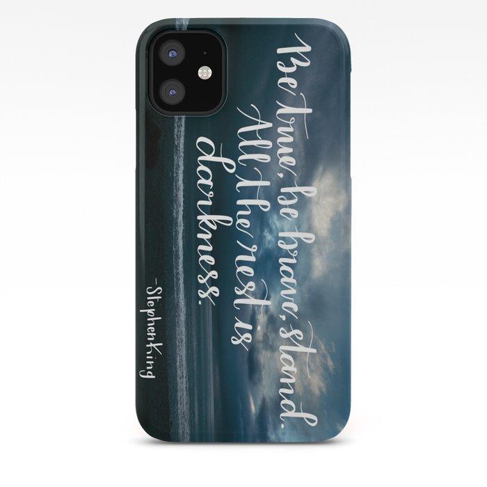 True Darkness iphone 11 case